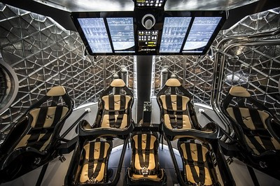 Astronautics Astronauts Spacecraft Cockpit Seats