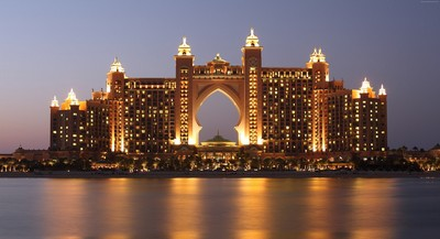 Hotel The Palm Atlantis Dubai Travel Resort Mall