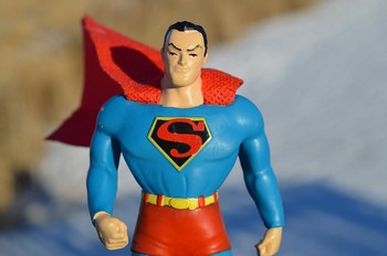 Hero Strength Success Superman Power Superhero