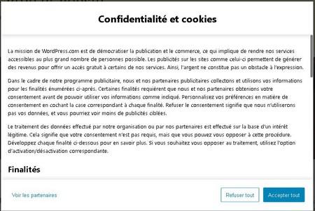 2. Capture cookies en savoir plus